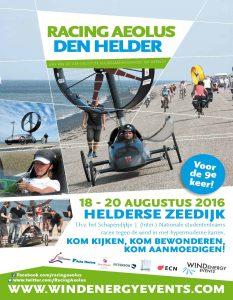 POSTER Racing Aeolus 2016 A3