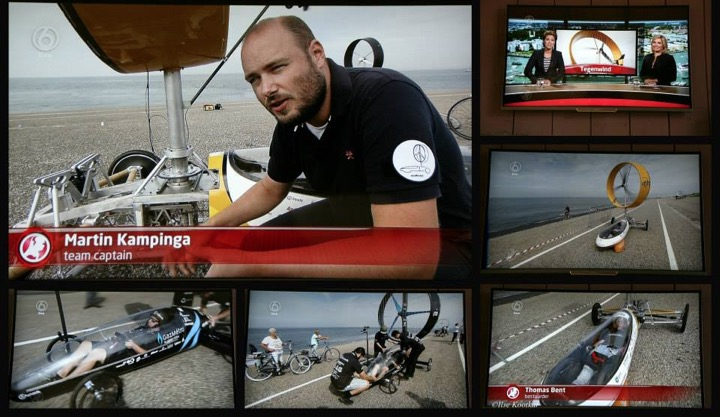 SBS6 uitzending